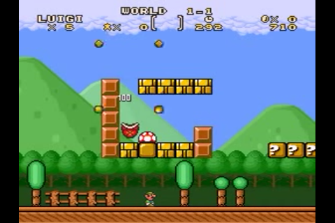 Super Mario World Usa Hack By Pac V1 0 Super Mario Bros